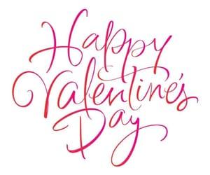 valentine, happy, and happy valentine's day image