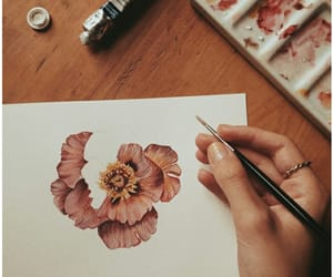 aesthetic, painting, and art image
