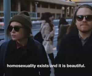 beautiful, conversation, and movie image