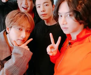 super junior, donghae, and ้heechul image