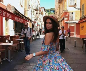colour, dress, and fashion image