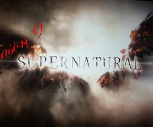 spn, winchester, and angel castiel image