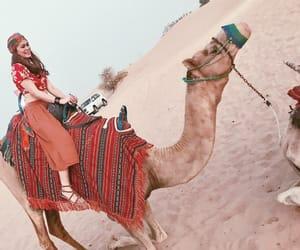 desert, Dubai, and photography image