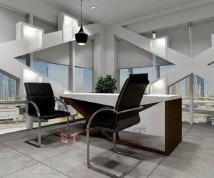 office fit out dubai image