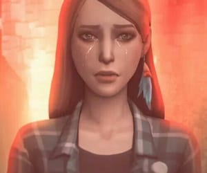 before the storm, sad, and lis image