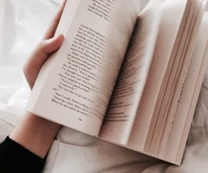 books, white, and reading image