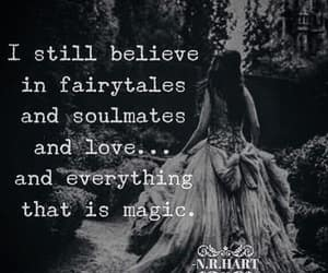 believe, fairytales, and love image