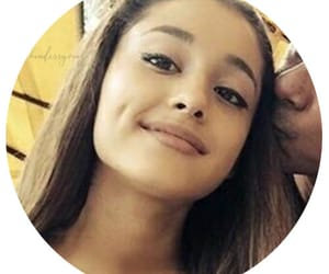 icon, ariana grande, and layout image