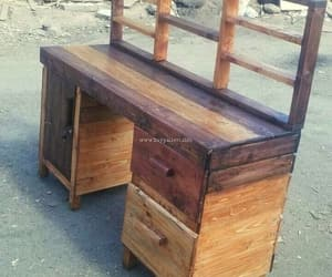pallets, pallet ideas, and pallet diy image
