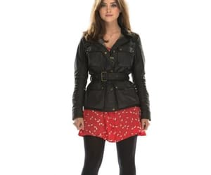 doctor who, women leather jacket, and fashionable image