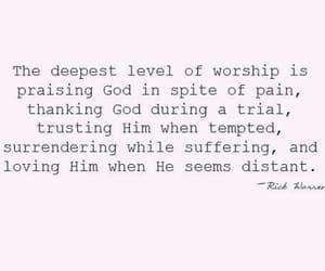 faith, praise, and worship image
