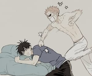19 days, old xian, and manhwa image