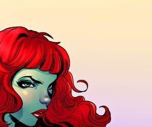 comics, poison ivy, and dc comics image
