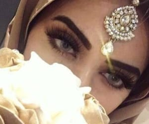 beautiful, eyes, and pretty image
