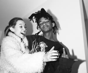 jaden smith and sarah snyder image