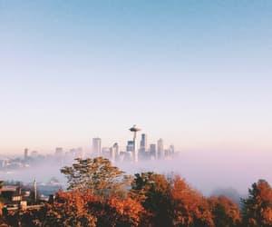 city, seattle, and usa image