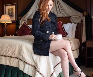 coffee, fashion, and hotel image