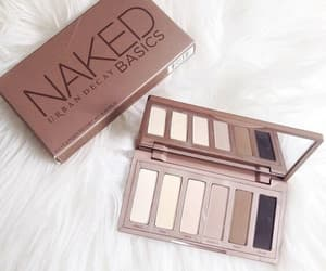 eyeshadow, makeup, and naked image