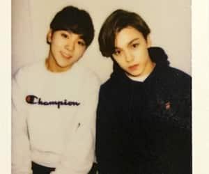 Seventeen, vernon, and seungkwan image