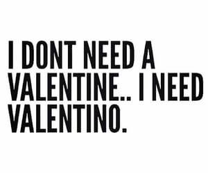 Valentino, valentine, and quotes image