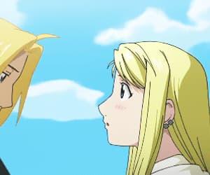 anime, gif, and Brotherhood image