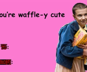 eleven, funny, and valentine image