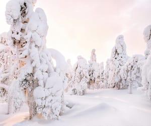 dreams, landscape, and pastel colors image