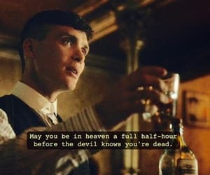 quotes, subtitles, and peaky blinders image