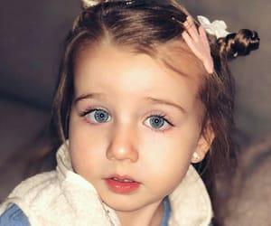beautiful, beauty, and blue eyes image
