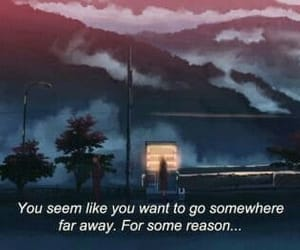 quotes, grunge, and far away image