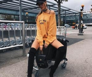 fashion, josephine skriver, and model image