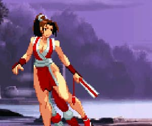 gif, the king of fighters, and King of Fighters image