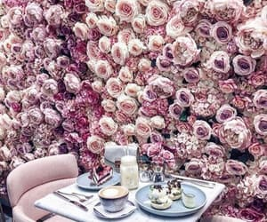 cafe, decoration, and sweet image