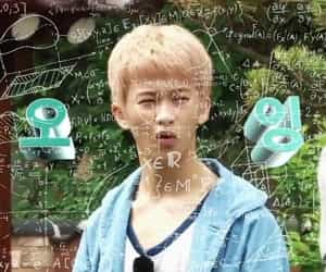 reaction pics, nct, and mark lee image
