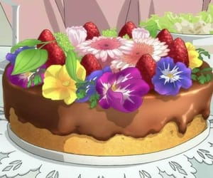 anime food and food image