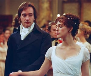 pride and prejudice, keira knightley, and dance image