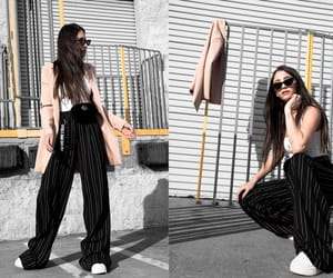 blogger, minimalist, and gigihadid image