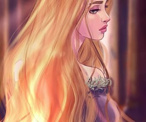 disney, disney princess, and tangled image