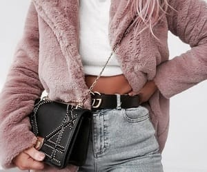 bags, clothes, and style image