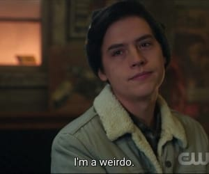 riverdale, cole sprouse, and jughead jones image