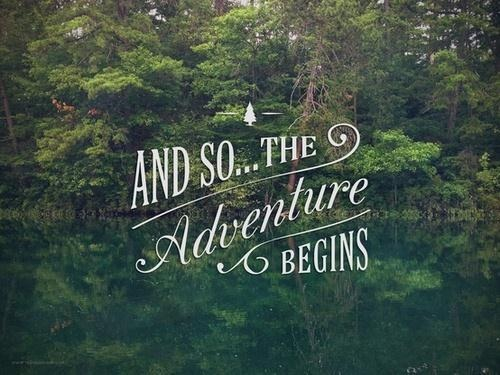adventure, quotes, and nature image