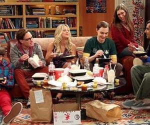 the big bang theory, penny, and series image