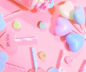 background, fashionable, and lollipop+lollipops image