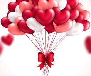 amor, corazones, and couple image