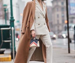 coat, moda, and nyfw image