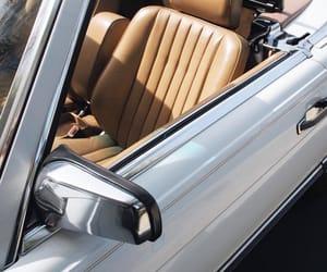 beige, car, and Bentley image