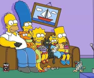 simpsons and the simpsons image