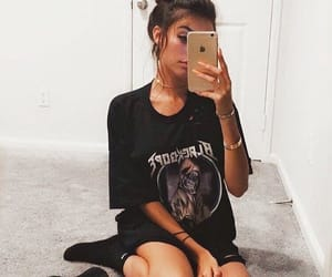 apple, madison beer, and famous image