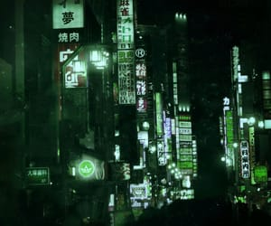 aesthetic, green, and city image