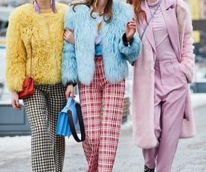 chic, fashion, and fashion week image